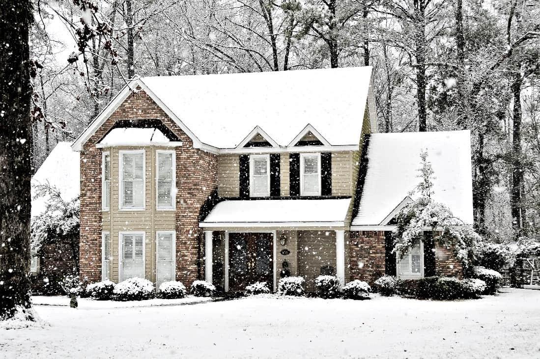 Как да поддържаме дома си през зимата?