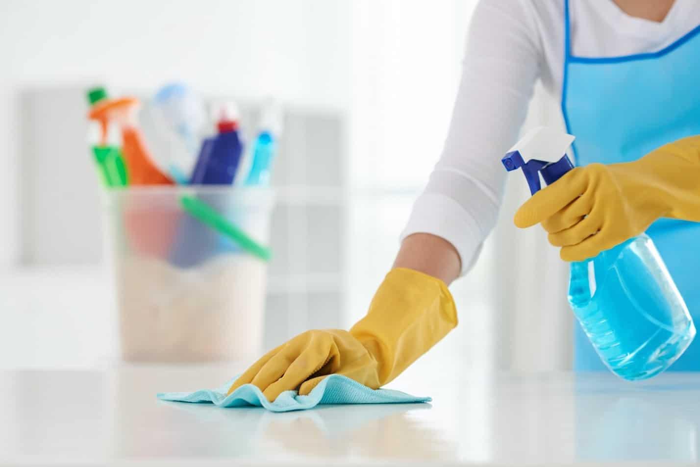 Как да поддържате дома си чист