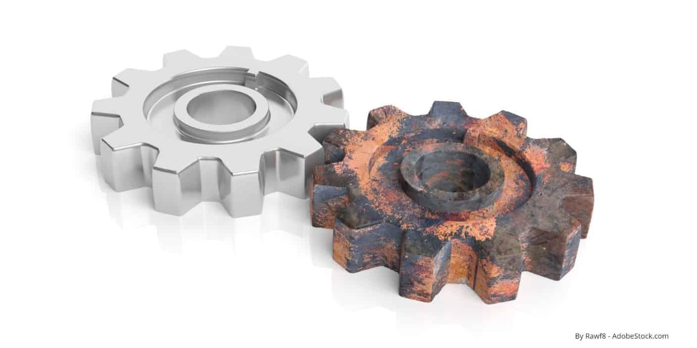 Добрата конструкция намалява шансовете от корозия